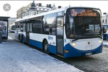 Hsl:n bussi