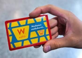 waltti kortti