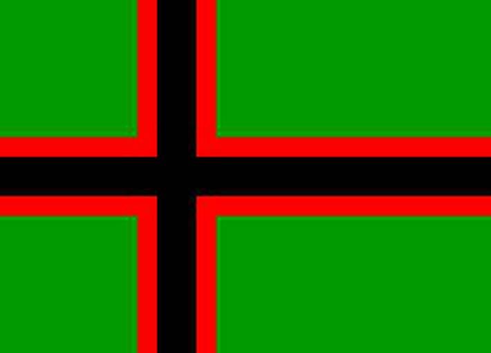 Itä-Karjalan lippu