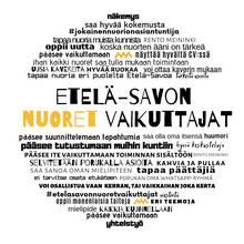 Organisaation profiilikuva: Etelä-Savon nuoret vaikuttajat